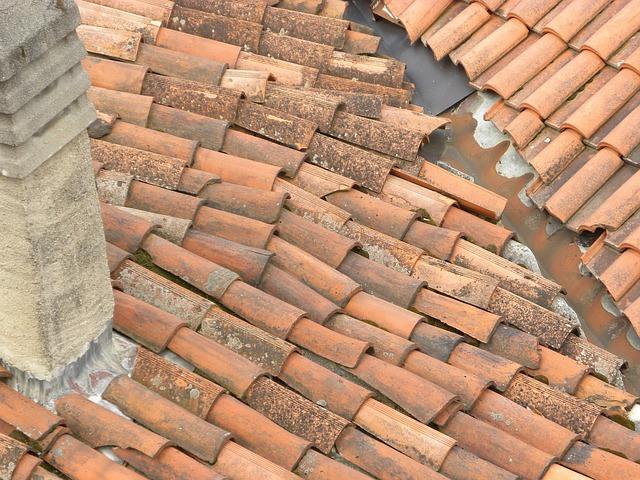 Dach, który musi mieć przegląd