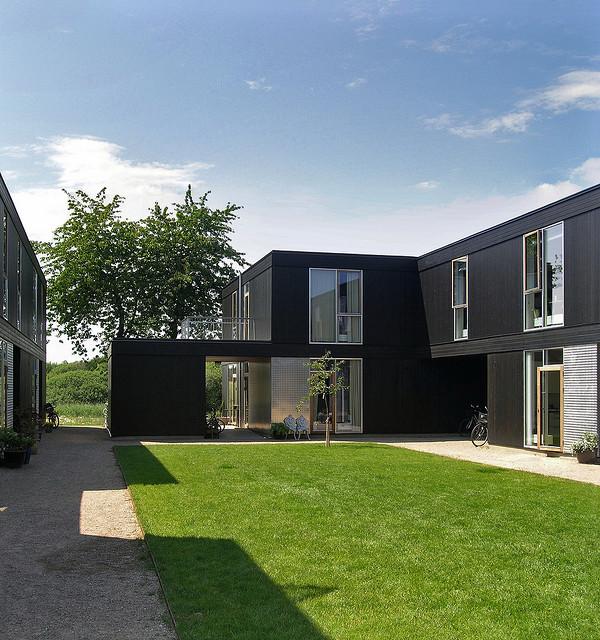 Dom modułowy - przykład