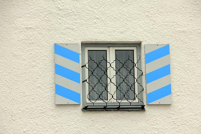Niepoprawne okno antywłamaniowe
