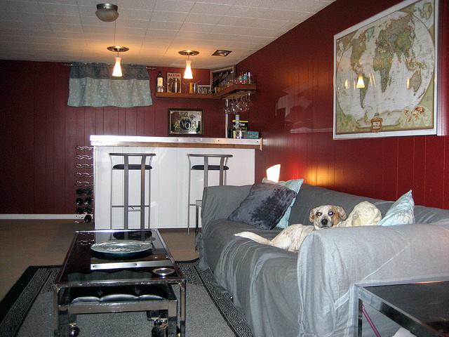 Remont piwnicy i mieszkanie w niej