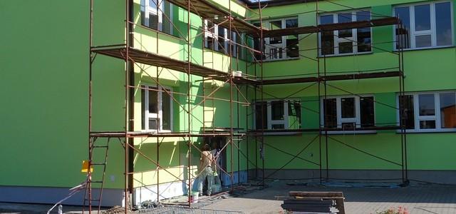 Planujesz ocieplanie budynku? Pomyśl o dobrym rusztowaniu!