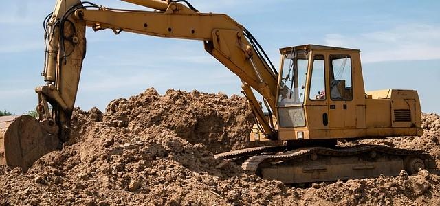 Rodzaje maszyn budowlanych