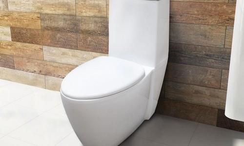Elegancka toaleta
