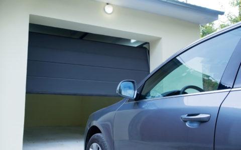 Antywłamaniowe drzwi garażowe