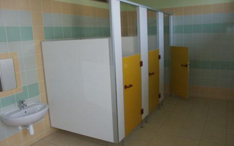 Charakterystyka kabin sanitarnych do przedszkoli