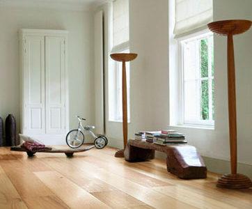 Zalety podłóg drewnianych