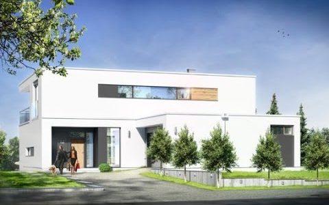 Czym charakteryzują się nowoczesne domy?