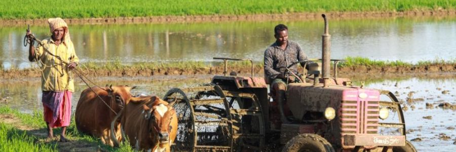 Malowanie maszyn rolniczych – co warto wiedzieć?