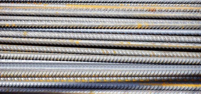 Zastosowanie prętów stalowych w budownictwie